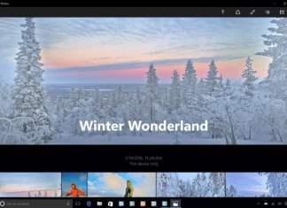 Sway Microsoft Fotos
