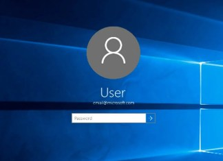 Fazer login automaticamente no Windows 10