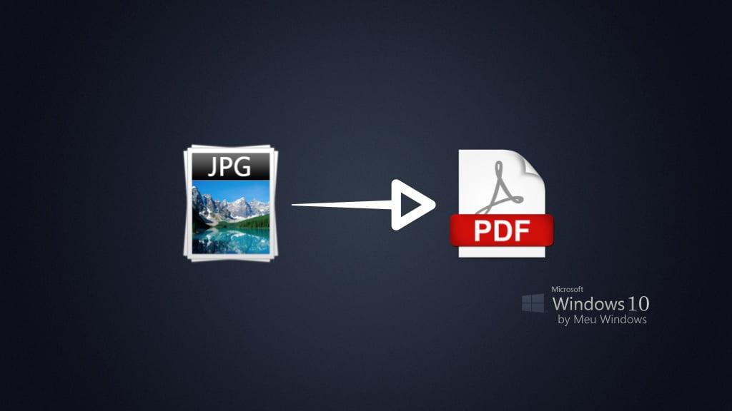 Converter imagens em PDF online - 100% Grátis - CleverPDF