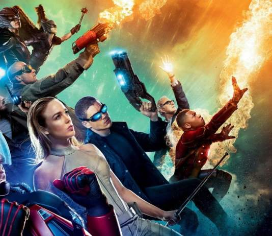 Tema Legends of Tomorrow