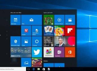 Windows 10 versão 1507