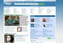 MSN Brasil completa 18 anos