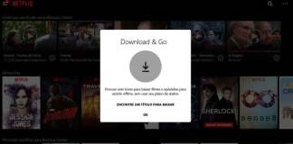 Netflix lança suporte para download no Windows 10