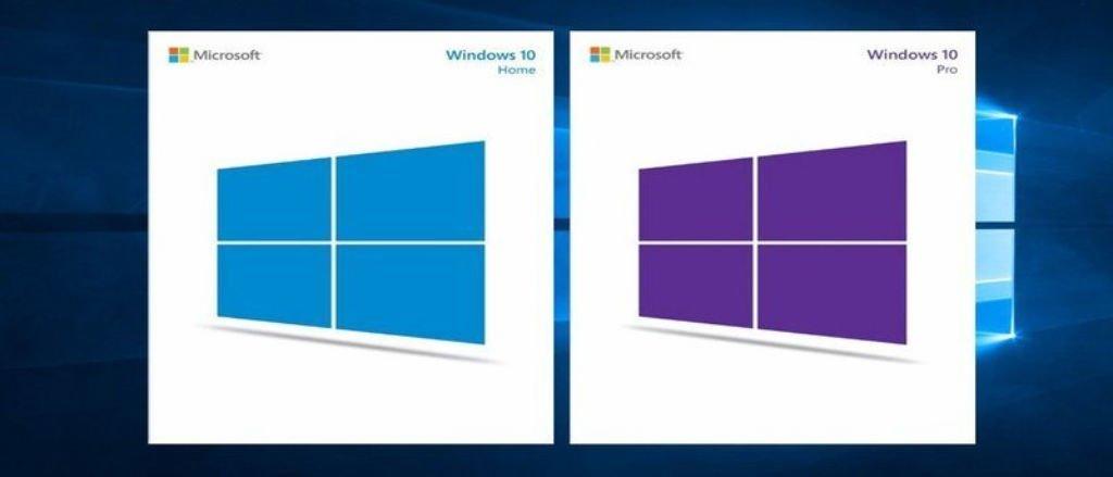 Windows 10 S vs Home e Pro