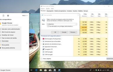 Executar programas como administrador no Windows 10