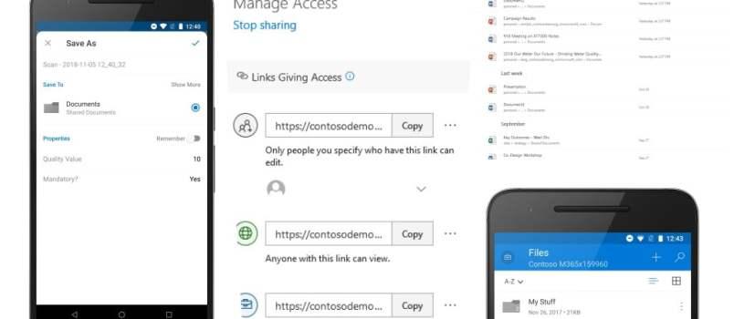 Microsoft anuncia novos recursos do OneDrive em novembro