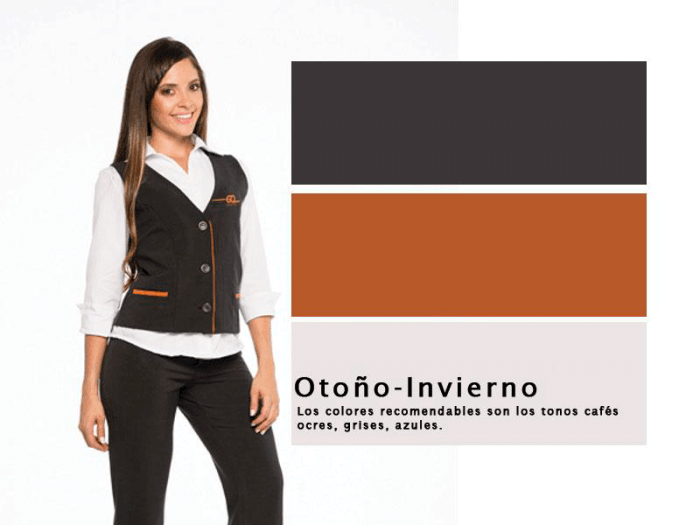 ¿Cómo elegir el color de tu uniforme?