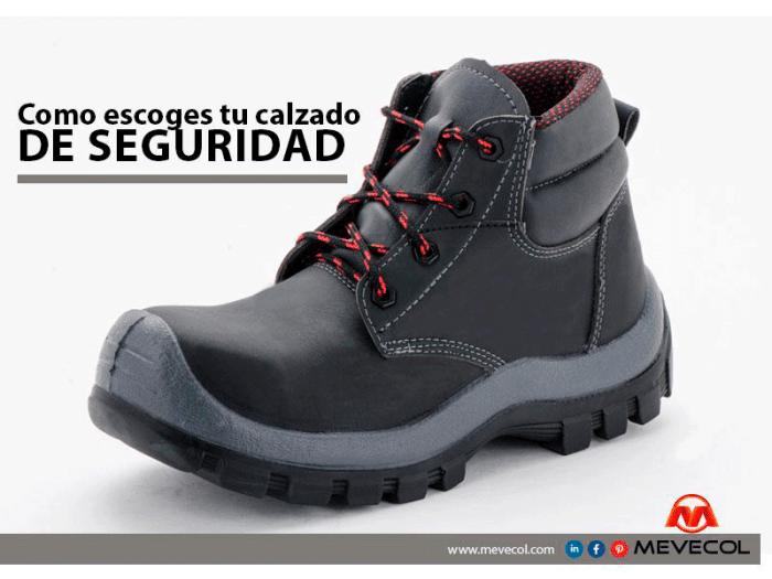 Cómo escoger tu calzado de seguridad