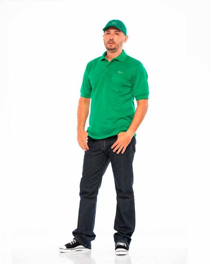 Dotación de uniformes l20