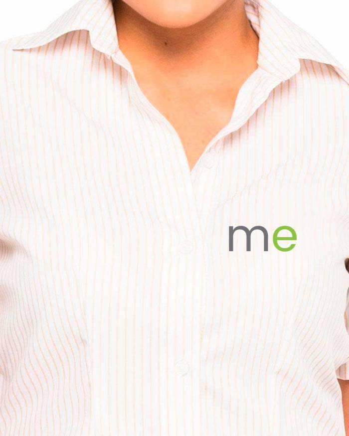 Uniformes empresariales para Mercaderistas M18 camisa