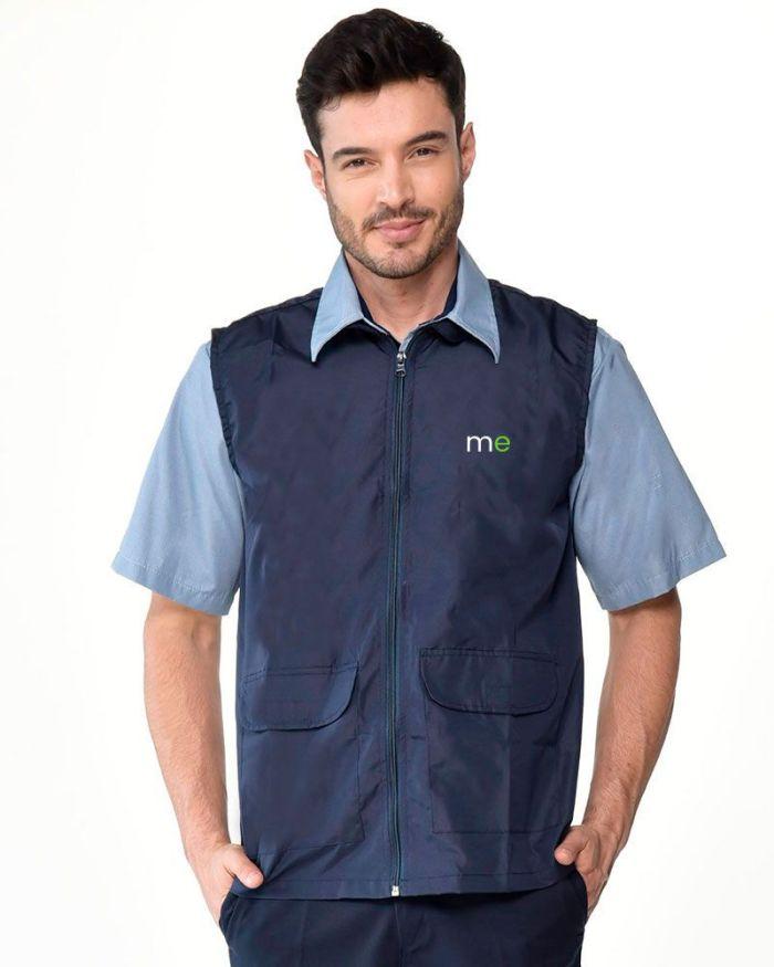 Uniforme para mercaderista M86 Plano Medio con chaleco