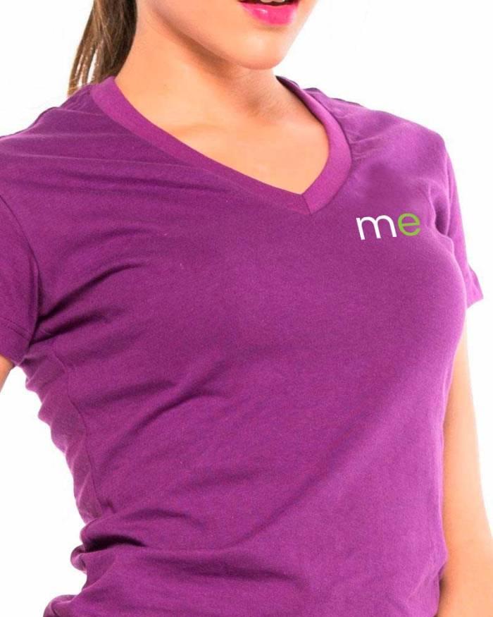 Camisetas personalizadas P3 detalle cuello