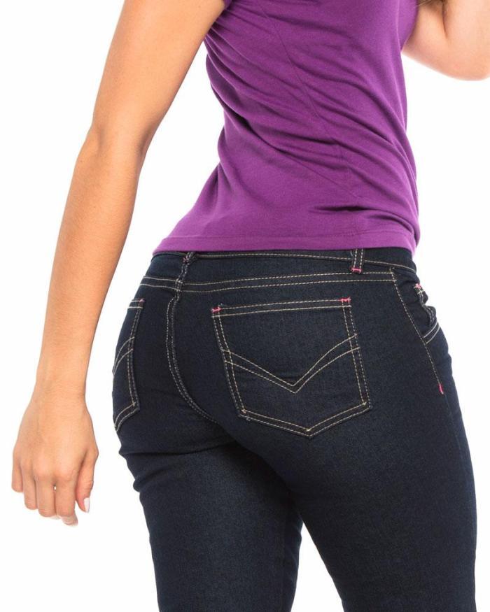Camisetas personalizadas P3 detalle bolsillos