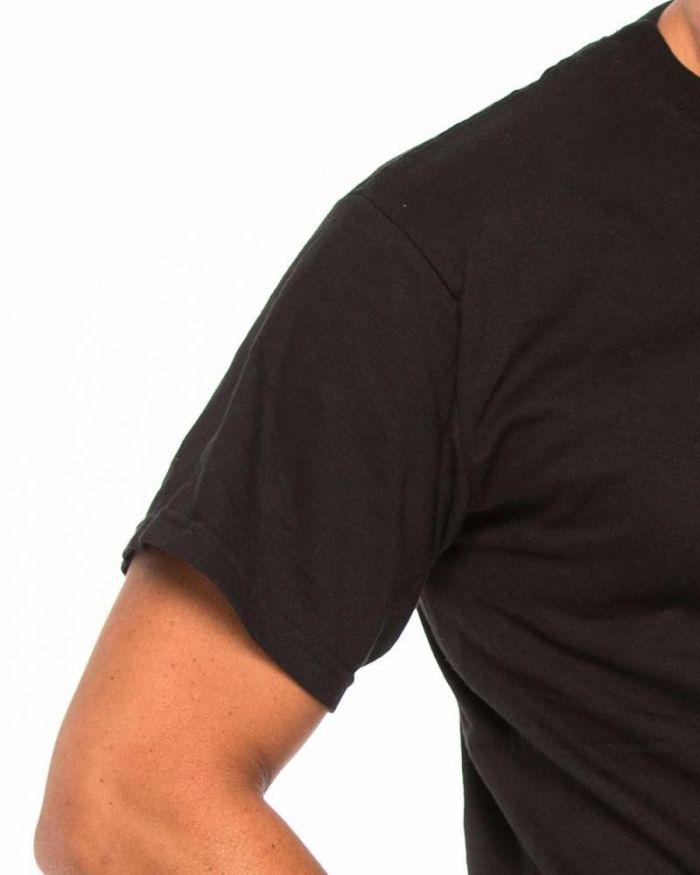 Camisetas personalizadas P5 detalle manga