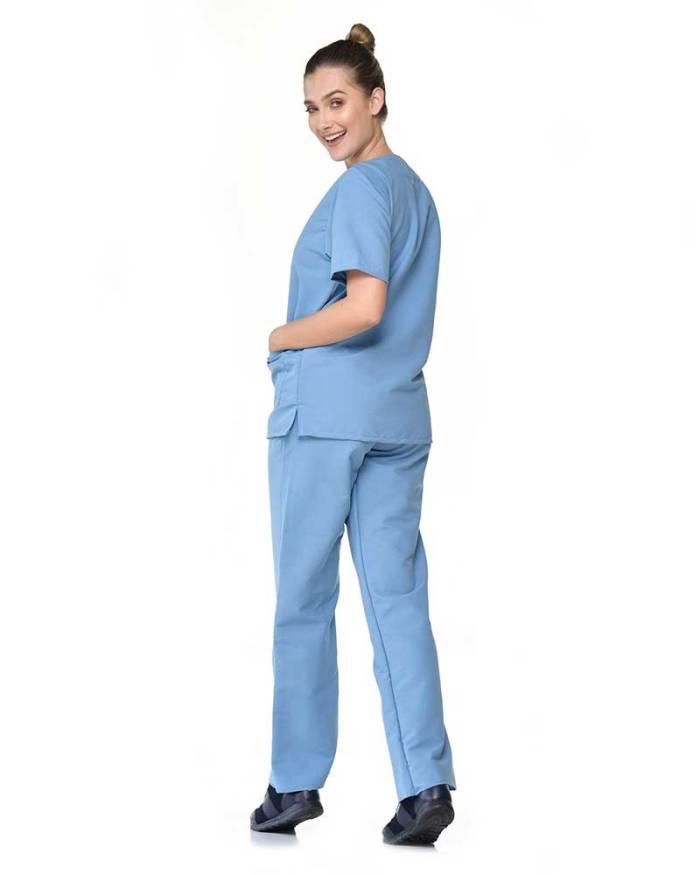 uniforme antifluido de dama s18-3