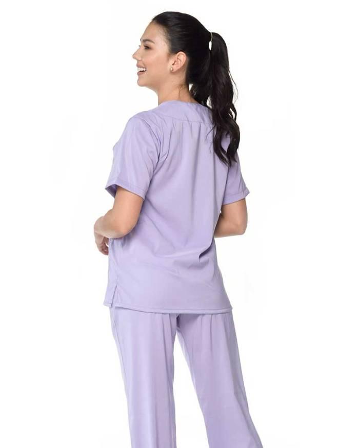 uniforme antifluido de dama s19-3