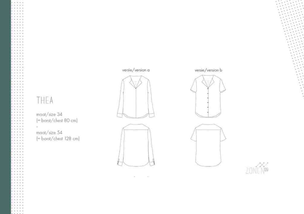 Workshops thea blouse