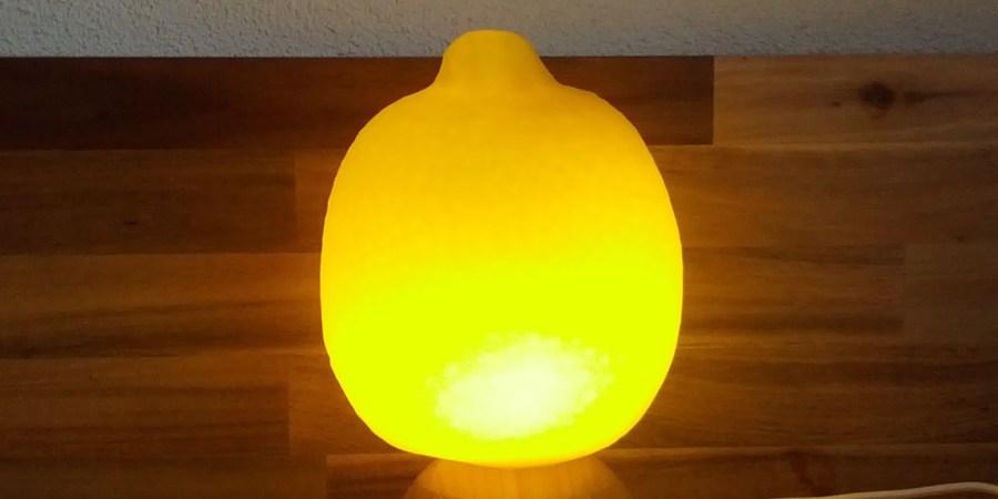 citroenlamp