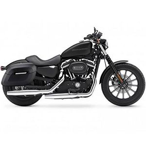 Alforjas Para Motos Harley Sportster 883 Iron