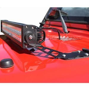 Barra Led Para Cofre Para Jeep Wrangler 1997-2006
