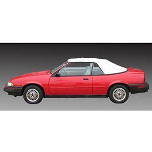 Capota Con Ventana De Cristal Para Chevrolet Cavalier 1992-1994
