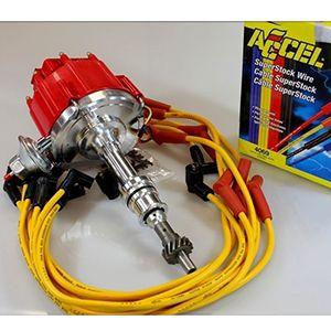 Distribuidor Hei Con Bobina Y Cables Para Ford 289 302