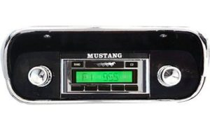 Radio Estereo Clasico Para Ford Mustang 1967-1973