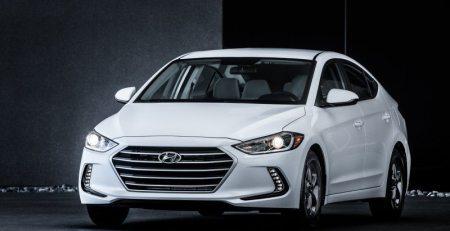 Hyundai anunció precio base para el Elantra Eco 2017. $ 385,000 MXN para un sedán con un turbo de 1.4 litros. El cual también presenta una considerable mejora para el ahorro de combustible.