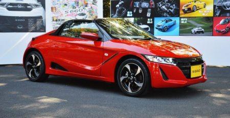 Aumentan los rumores del Honda S2000 Roadster 2019