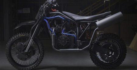 """De acuerdo a las especificaciones del desarrollador, Estas motos híbridas podrán funcionar con gas,gas propano o teóricamente """"aceite de oliva""""."""