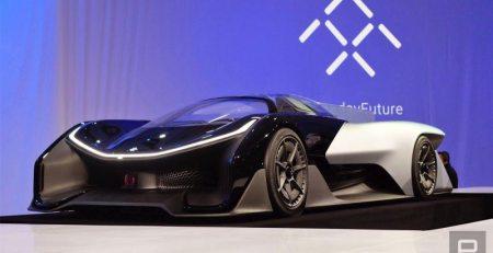 Faraday Future tiene como objetivo la auto-conducción