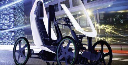 Schaeffler Bio-Hybrid Eco-Bici de cuatro ruedas