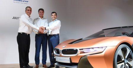 BMW planea llevar al mercado coche autónomo en 2021