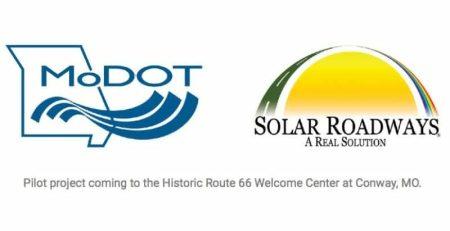 La primer carretera solar en EE.UU. podría llegar a la Ruta 66