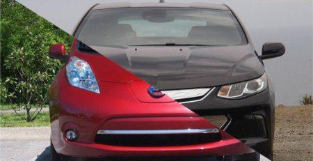 Las ventas del Chevrolet Volt todavía superan Nissan Leaf