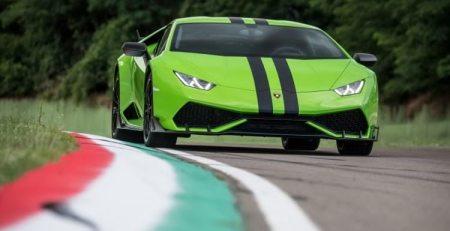 Lamborghini Huracán consigue nuevos kits de apariencia