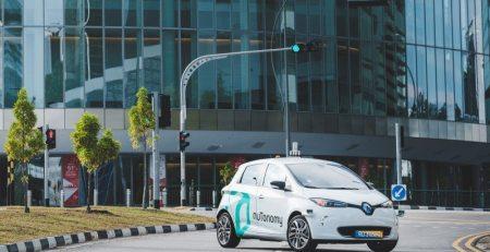 nuTonomy golpea a Uber al lanzar el primer taxi autónomo