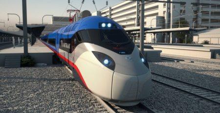 Próxima generación de trenes de alta velocidad Amtrak