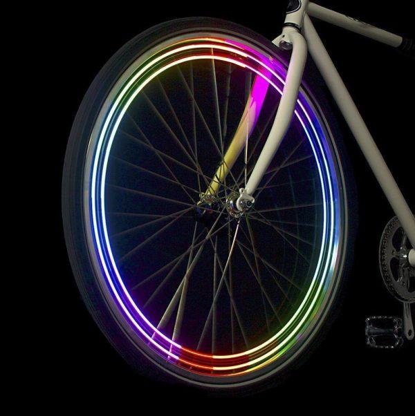 Luz LED Para Llanta De Bicicleta MonkeyLectric 40 Lm