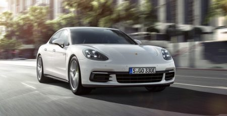 Porsche Panamera 4 E-Hybrid tendrá 462 CF