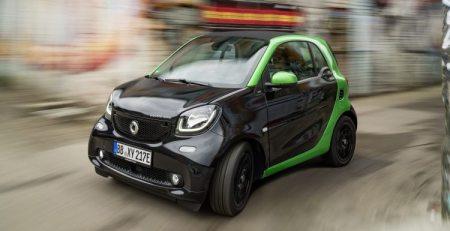 Nuevo Smart ForTwo ED cargará y avanzará más rápido