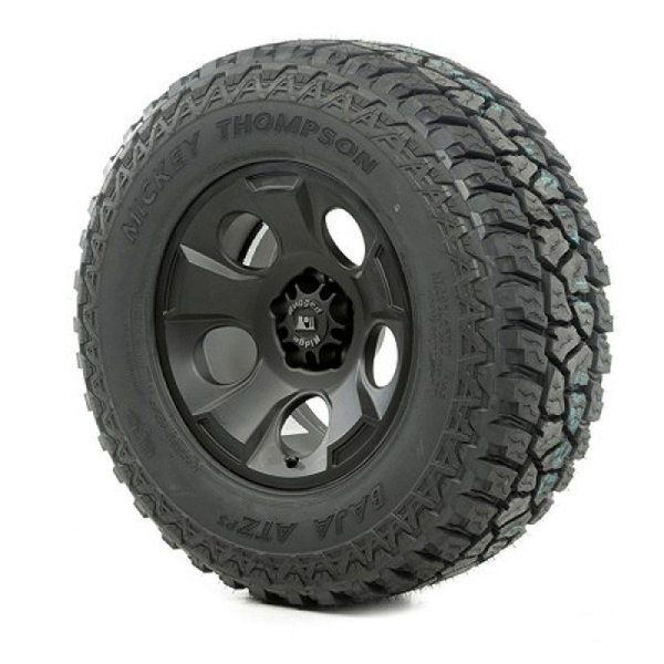 Rin Rugged Ridge 17x9 Para Jeep Wrangler JK 2007-2014