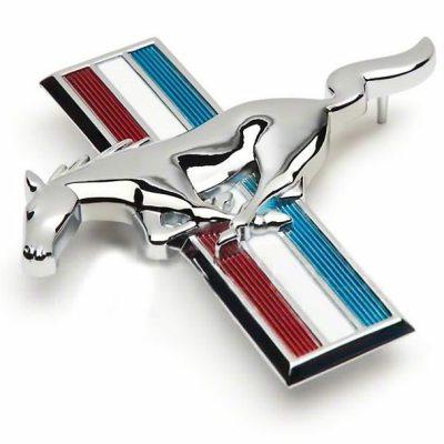 Emblema De Parrilla Para Ford Mustang