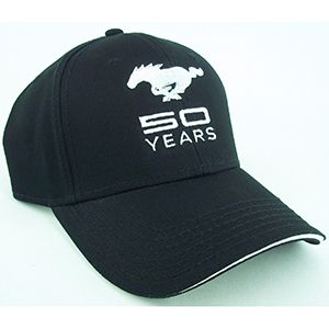 Gorra Ford Mustang 50 Años