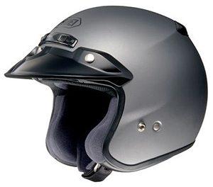Casco Para Moto Shoei RJ Platinum-R Gris Mate