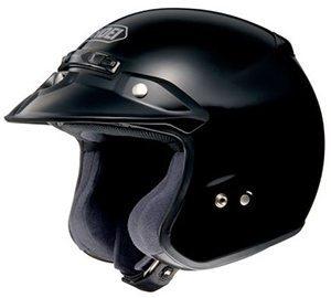 Casco Para Moto Shoei RJ Platinum-R Negro