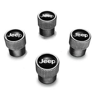 Tapas De Válvulas De Llantas Para Jeep Wrangler JK 2007-2018