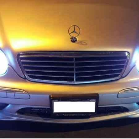 Faros Mercedes Benz Clase C Sedan 2001-2007