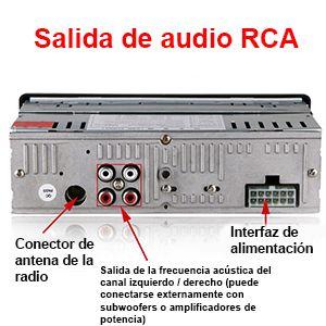 Radio Stereo Retro Vintage Bluetooth MP3 USB AUX