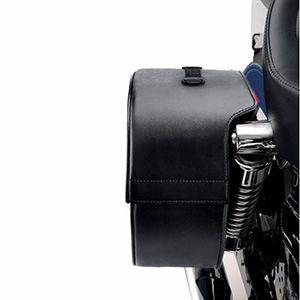 Alforjas Para Moto Harley Davidson Sportster 883 Iron 2009-2018